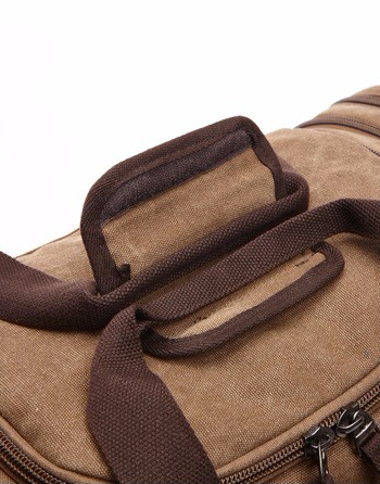 Vintage Canvas Men's Travel Bag - Zorket