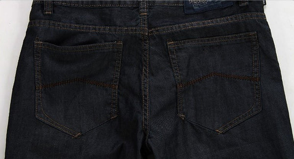 Jeans – Men's Stretch Classic High Quality Cotton Denim Jeans | Zorket