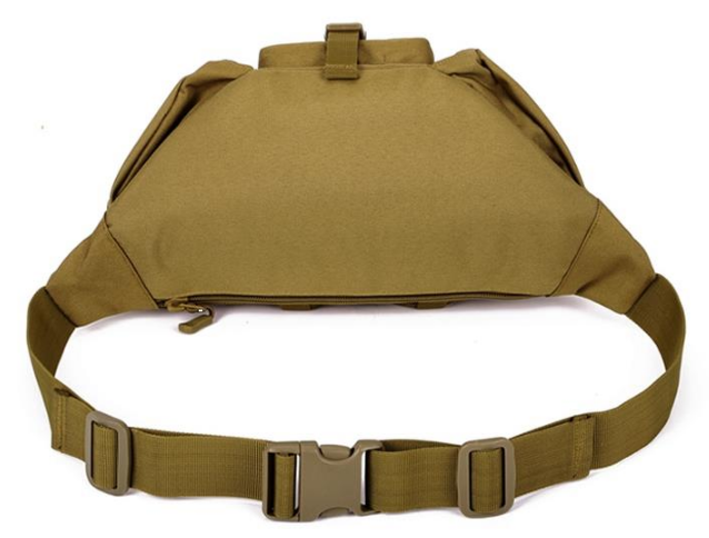 Men's Waterproof Military Waist Bag - Zorket
