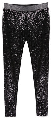 Women's Shining Pencil Pants - Zorket