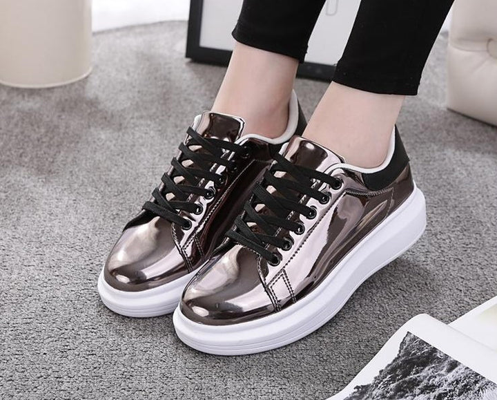Sneakers – Fashion Women's Casual Flat Shoes | Zorket