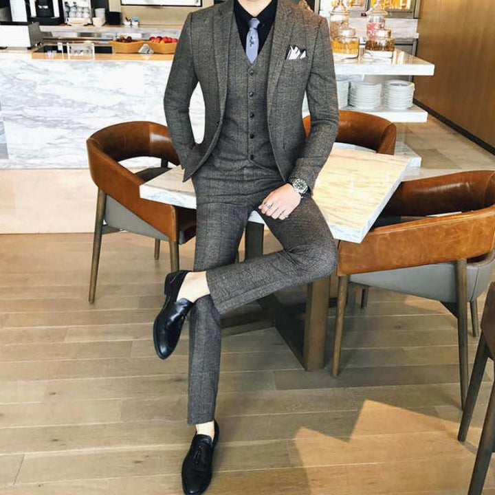 Men's Slim Fit Suit