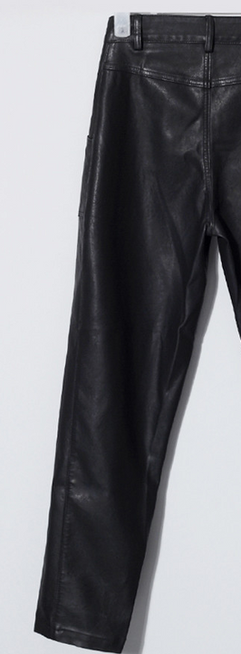 Women's Fashionable PU Leather Pants - Zorket