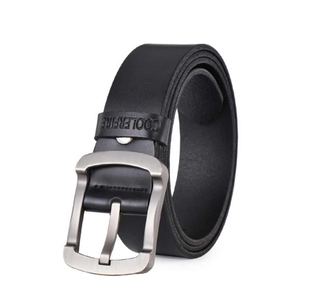 Men's Casual Genuine Leather Belt | Cowhide Belt
