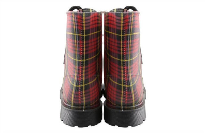 Women's Autumn Rubber Ankle Rain Boots