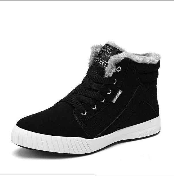 Men's Winter Waterproof Warm Shoes