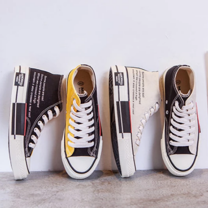 Women's Casual Canvas Sneakers