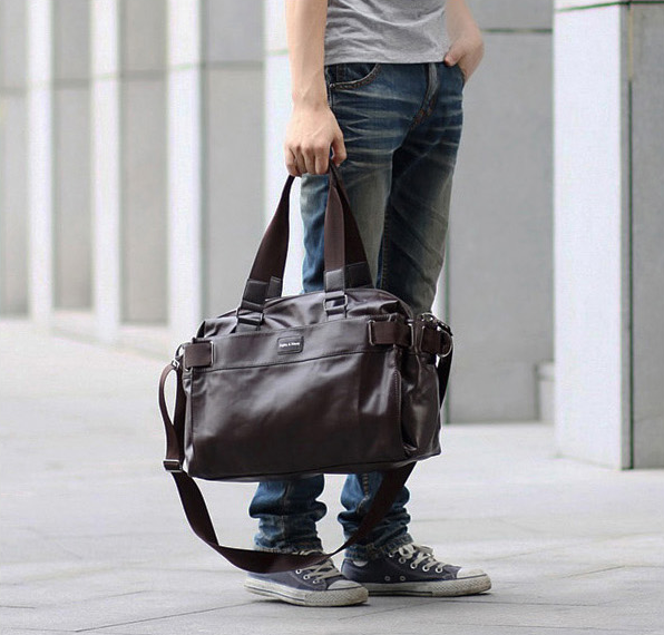 Multifunctional Casual Men's Tote Bag - Zorket