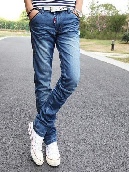 Jeans – Men's Casual Slim High Quality Jeans | Zorket