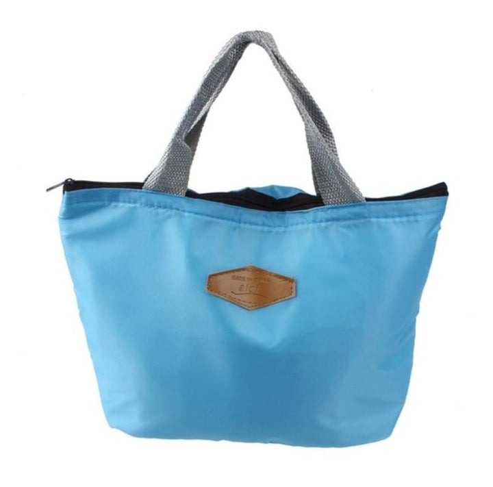 Women's Summer Waterproof Portable Insulated Lunch Bag