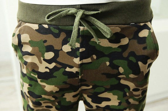 Joggers – Man's Camouflage Joggers Army Pants | Zorket
