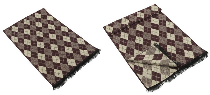 Scarf – Male Scarf With Pattern | Zorket
