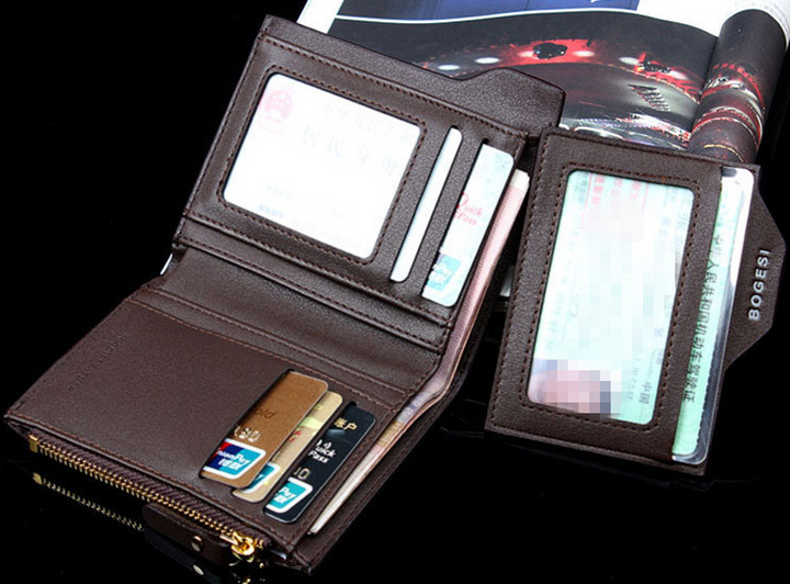 Modern Fashionable Men's Wallet - Zorket