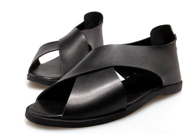 PU Leather High Quality Men's Sandals - Zorket