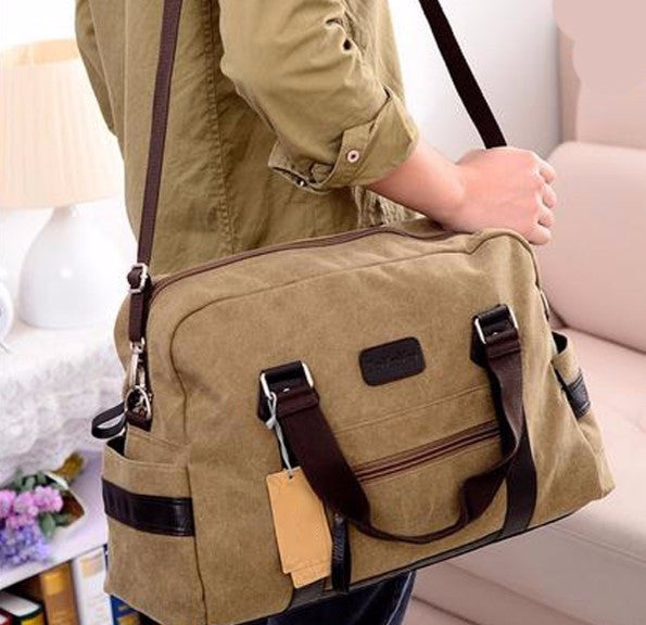 Travel Bag – Fashion Casual Canvas Travel Bag | Zorket