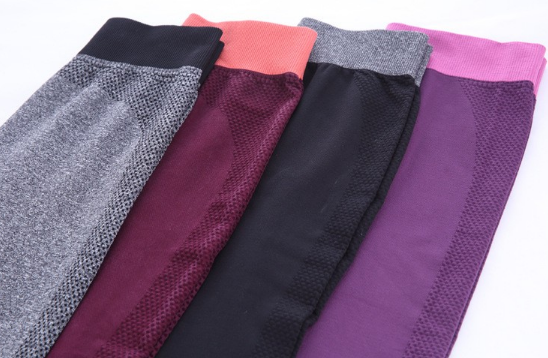 Womens Elastic Leggings - Zorket