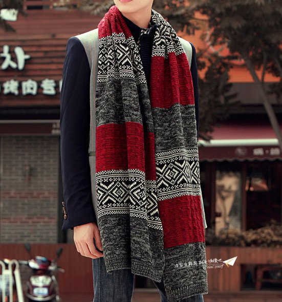 Scarf – Fashionable Male Warm Scarf | Zorket