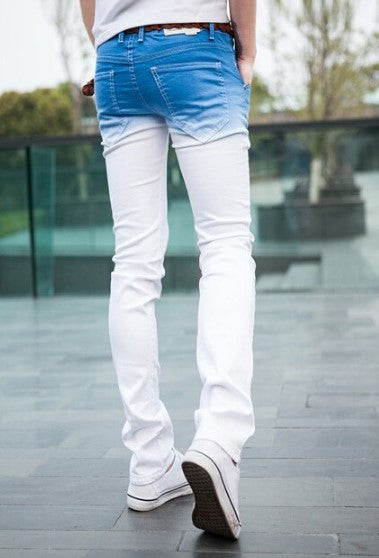 Men's High-Quality Slim Fit Casual Jeans - Zorket