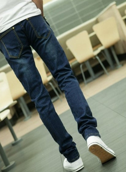 Jeans – Men's Skinny Slim Denim Jeans | Zorket