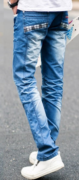Jeans – Men's High Quality Slim Casual Jeans | Zorket