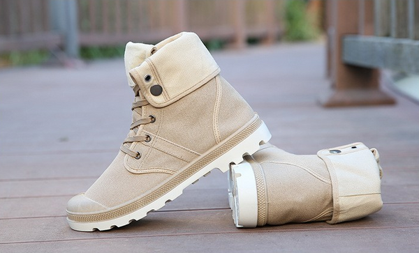 Boots – Men's Canvas Fashionable Boots | Zorket