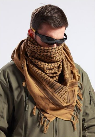 Men's Windproof Arabic Scarf - Zorket