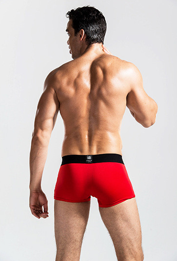 Boxer Shorts – Man's Casual Solid Color Underpants | Zorket