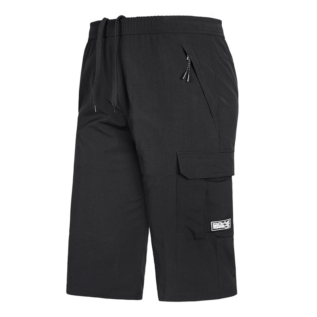 Men's Summer Thin Stretchy Shorts | Plus Size