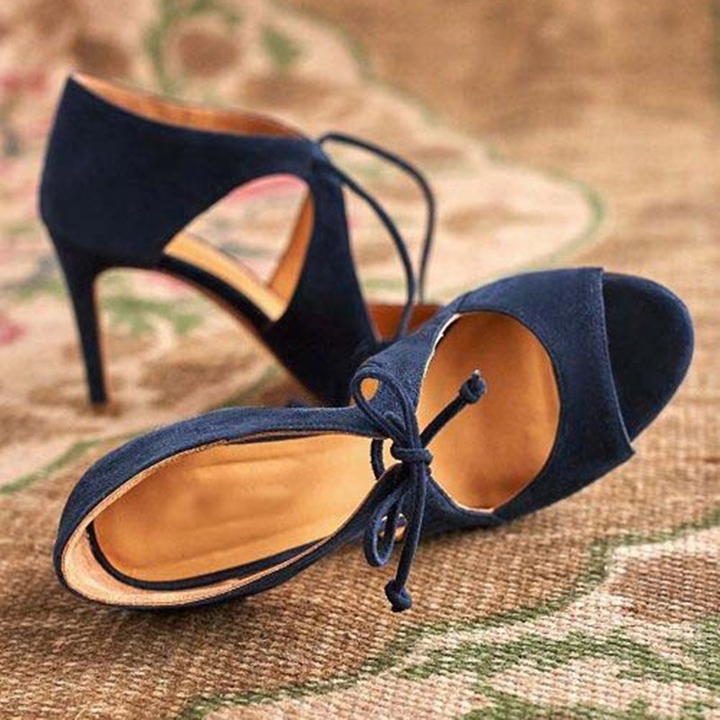 Women's Summer High Heel Sandals
