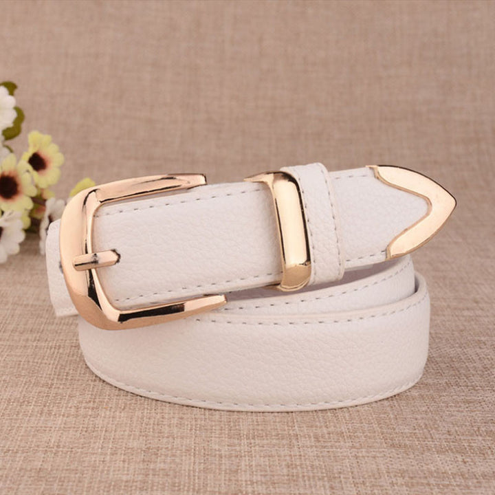PU Leather Fashion Belts For Women - Zorket