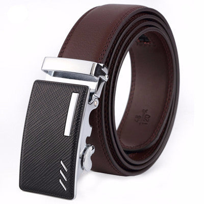 Men's Luxury Brand Belt For Business - Zorket