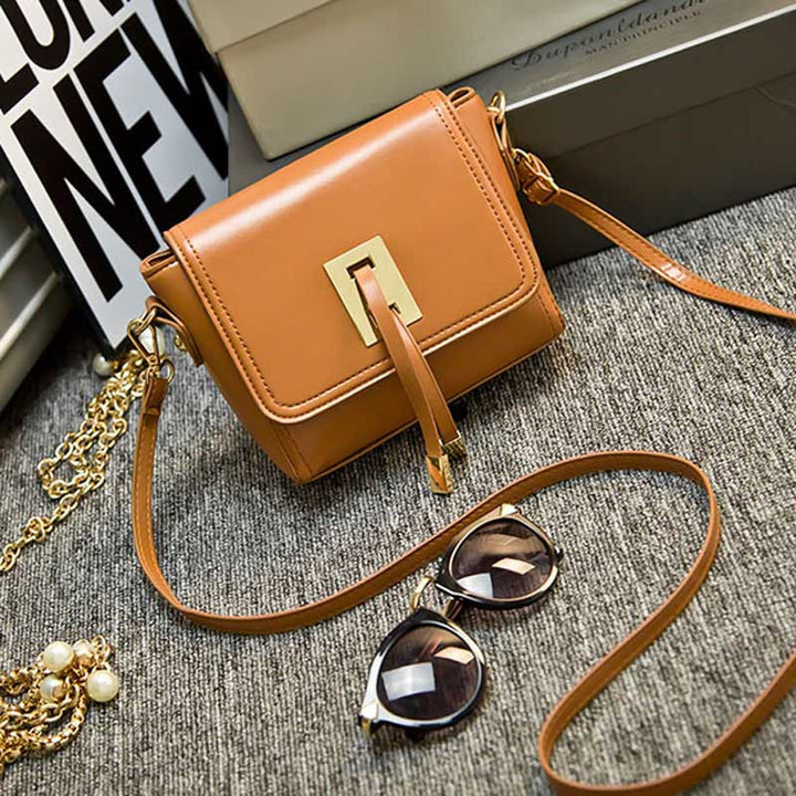 Women's Fashion Casual Mini Shoulder Bag - Zorket
