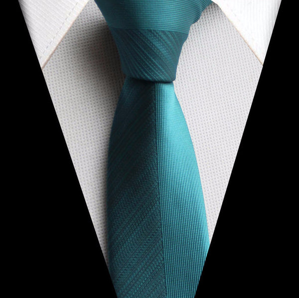Tie – Male Casual Solid Color Necktie | Zorket