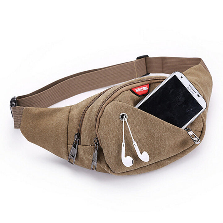 Men's High Quality Belt Bag - Zorket