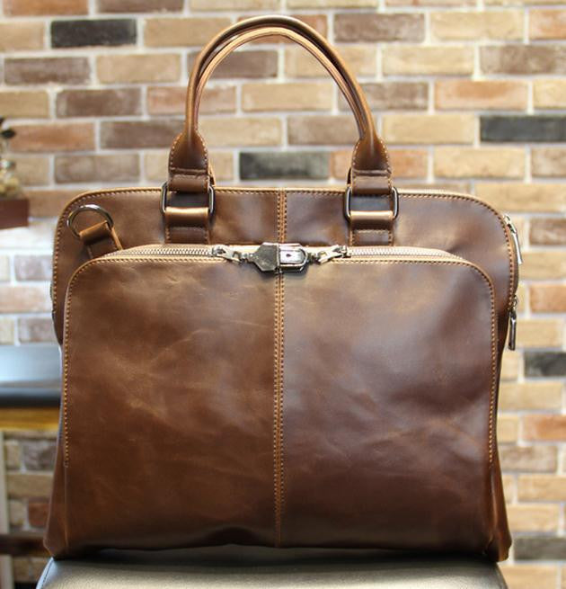 Briefcase – Fashionable Men's Light Briefcase | Zorket
