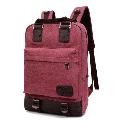 Backpack – Casual Women's Canvas Laptop Backpack | Zorket