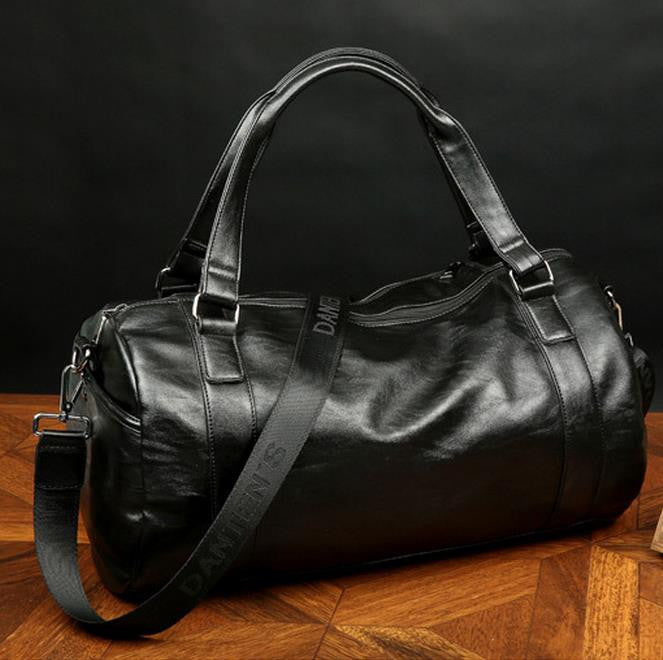 Stylish Men's Vintage Travel Bag - Zorket