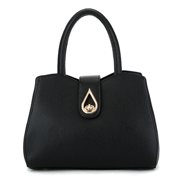 Soft PU Leather Women's High Quality Handbag - Zorket
