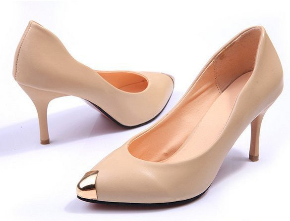 Women's Casual Office Pumps - Zorket