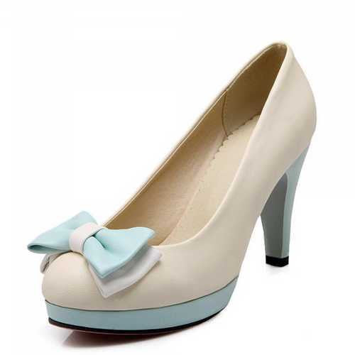Female Closed Toe Pumps - Zorket