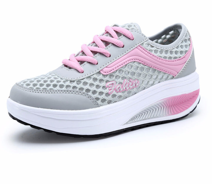 Sneakers – Fashion Women's Casual Breathable Athletic Shoes | Zorket