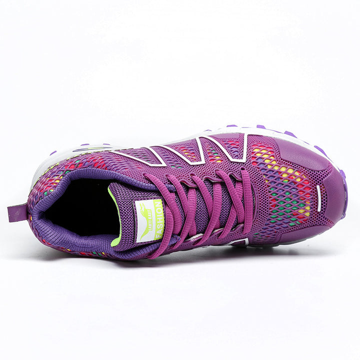 Women's Casual Flat Autumn / Spring Breathable Sneakers - Zorket