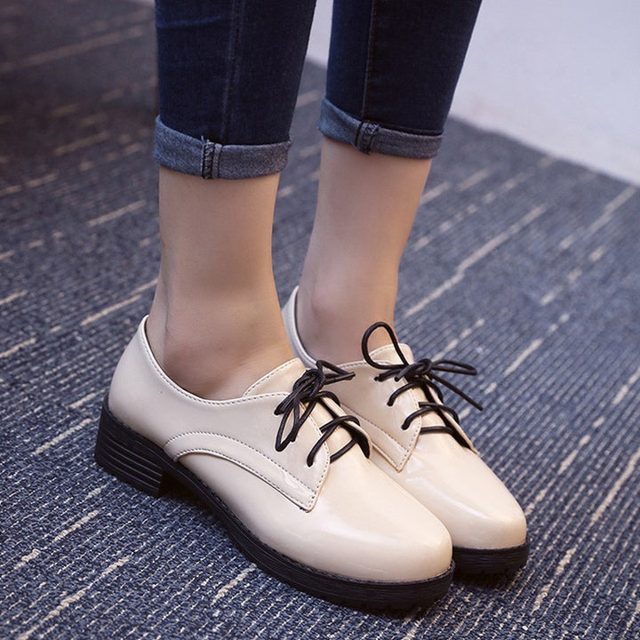 Women's Fashion Casual Comfortable Oxfords - Zorket