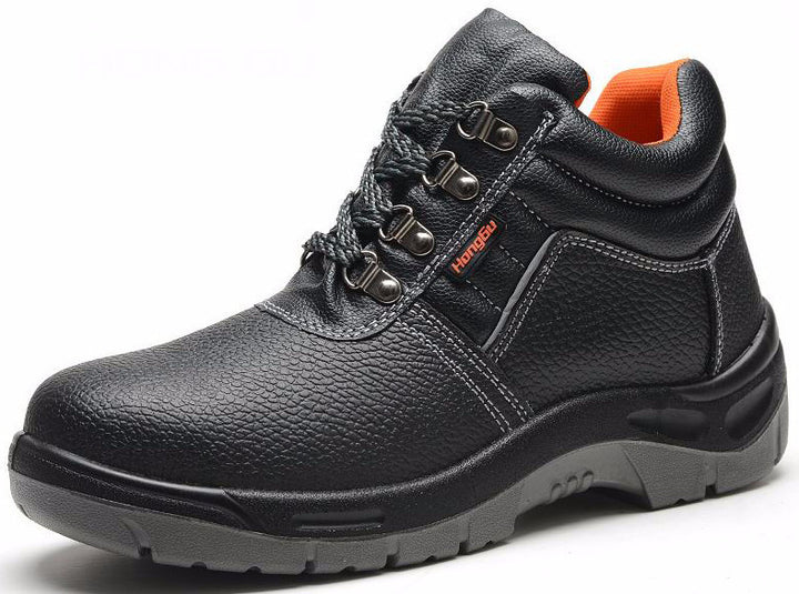 Boots – Male Sold Color Breathable Anti-Odor Boots | Zorket