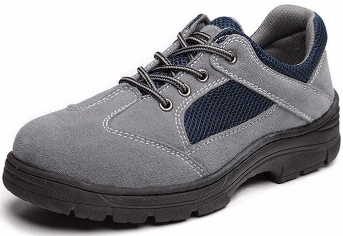 Men's Steel Toe Cap Breathable Boots - Zorket
