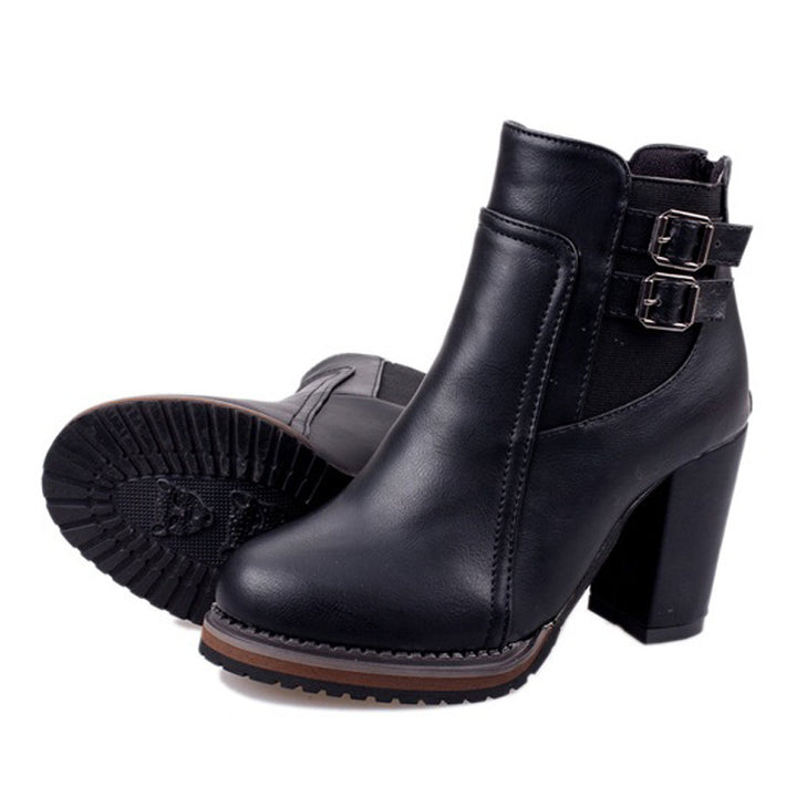 Boots – High Heels Female Casual Boots | Zorket