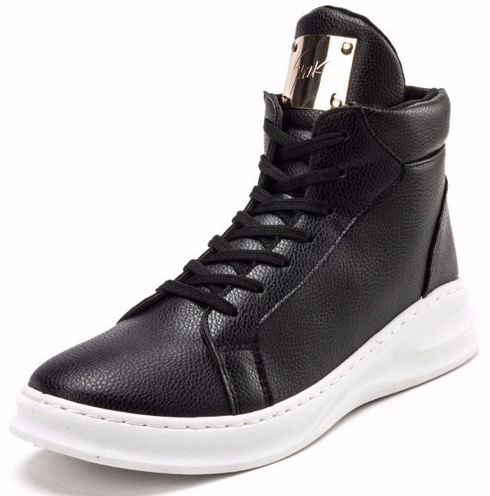 Spring & Autumn Hip-Hop Casual Boots For Men - Zorket