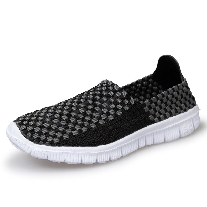 Slip-Ons – Breathable Summer Casual Light Men's Slip - Ons | Zorket