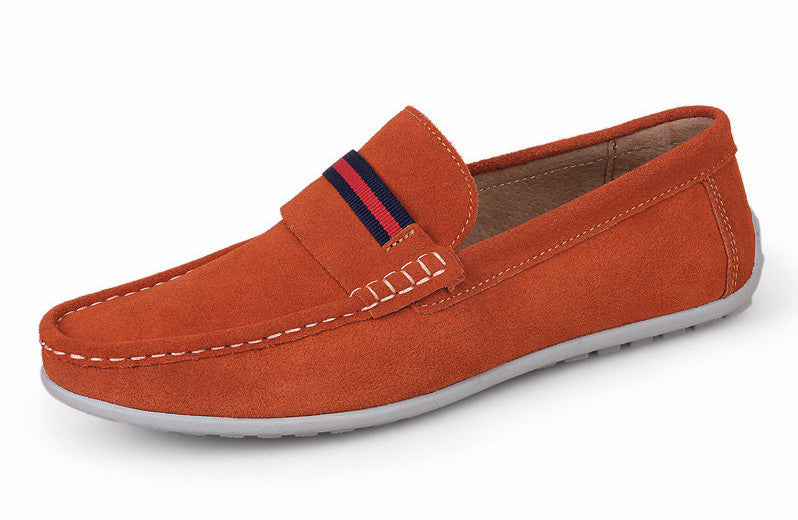 Comfortable Men's Casual Flat Outdoor Loafers - Zorket