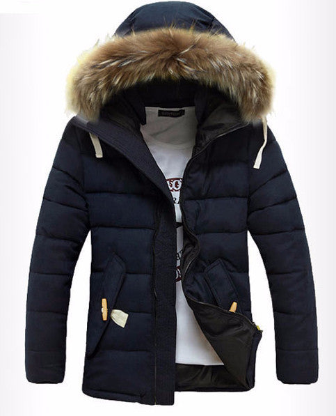 Warm Men's Winter Jacket - Zorket